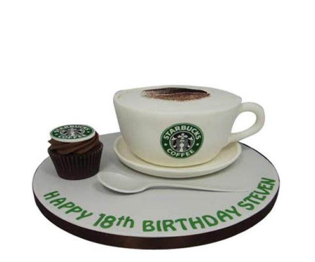 Forever starbucks cake 2 kg