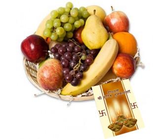 Fresh Fruits-For Diwali