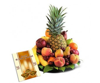 Fruits -For Diwali