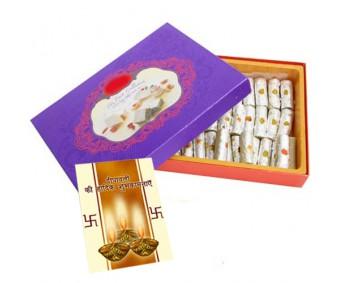 Kaju Roll-For Diwali