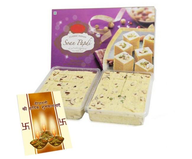 2kg Soan Papdi-For Diwali