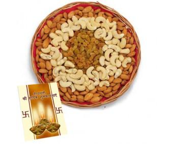 2kg Mix Dryfruits-For Diwali