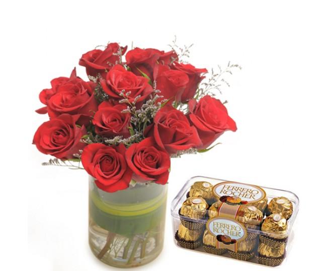 Roses n Ferrero Diwali