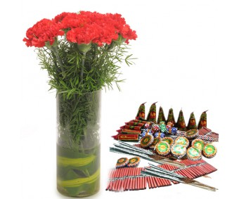 Carnations N Crackers