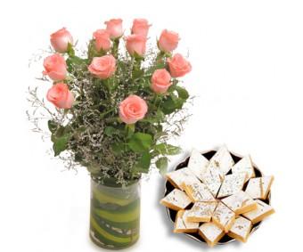 Roses N Kajukatli-Diwali