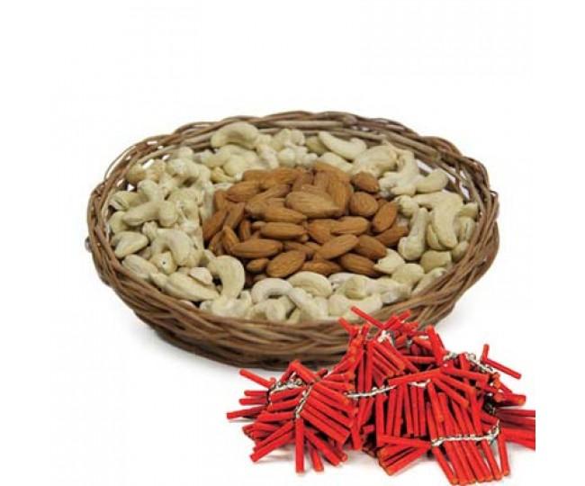 Diwali Dryfruits N Crackers
