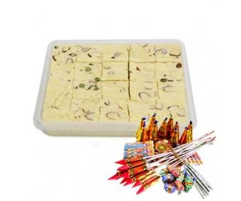 Diwali Sweets & Crackers