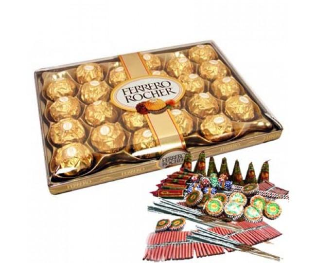 Chocolates & Crackers