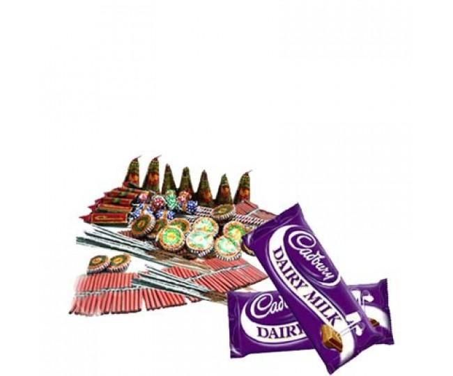 Diwali Chocolates & Crackers