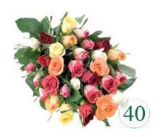 https://www.emotiongift.com/40MixcolorRoses