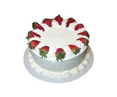 Strawberry Cake 1 kg