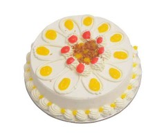 Butterscotch Cake-EL