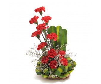 Ruby Red Bouquet