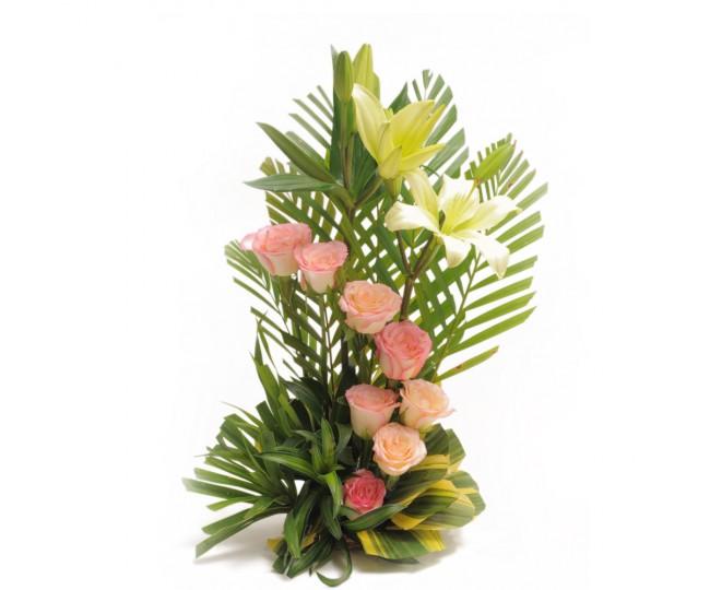 Spring Garden - Flower arrangement