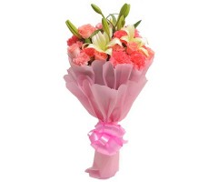 Carnations N Lilies EXDFNP561