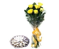 https://www.emotiongift.com/yellow-roses-n-kaju-katli