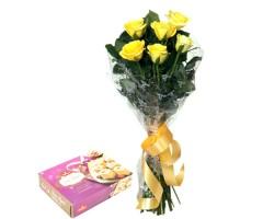 https://www.emotiongift.com/yellow-roses-n-sweets