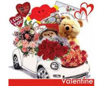 Love on wheels