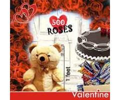 500 Roses - Valentine Special