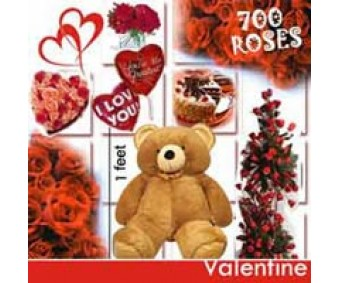 700 Roses - Valentine Special