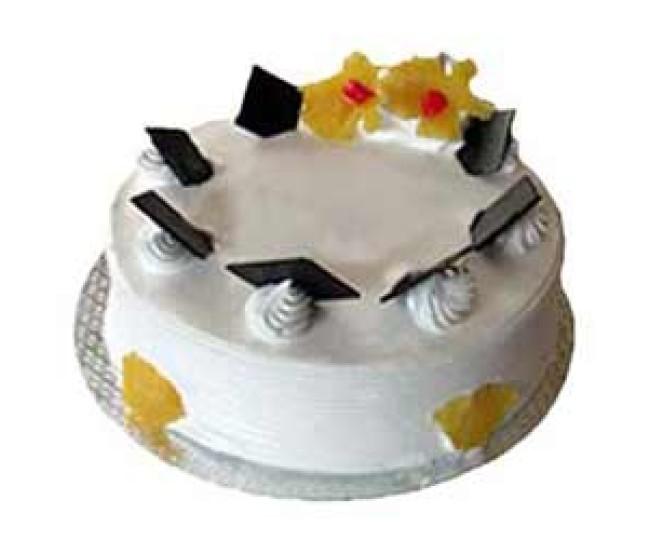 Pineapple Cake- Five Star Bakery