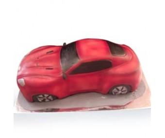 Car Shape Cake