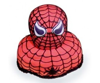 Spiderman Shape Cake
