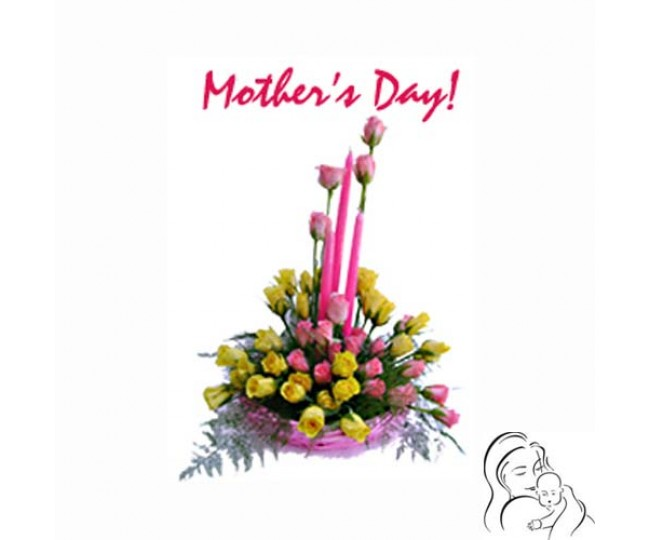MOTHER'S DAY CARNATIONS N ORCHIDS GALORE