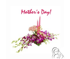 MOTHER'S DAY  MAGIC OF PINK