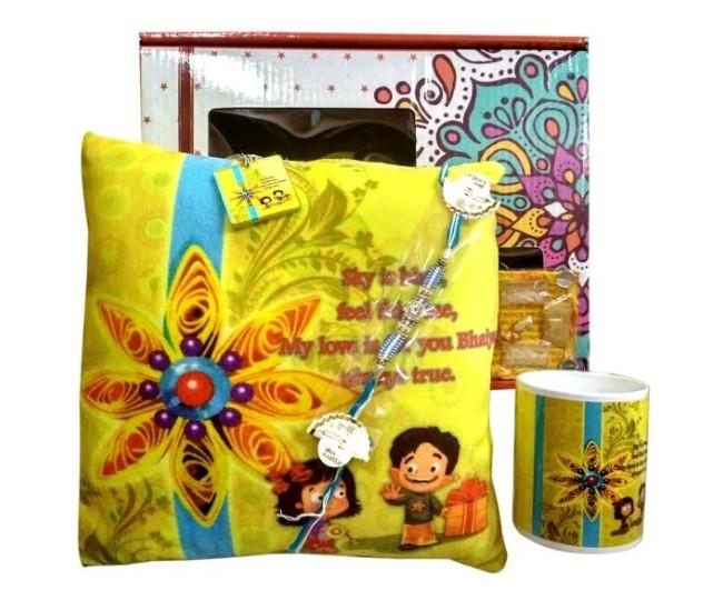 My love is to you bhayya - Rakhi gift