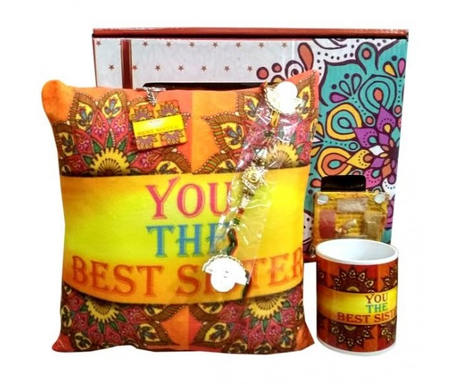 You are the best sister - Rakhi gift